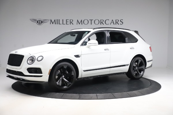 Used 2018 Bentley Bentayga Black Edition for sale Sold at Alfa Romeo of Westport in Westport CT 06880 2
