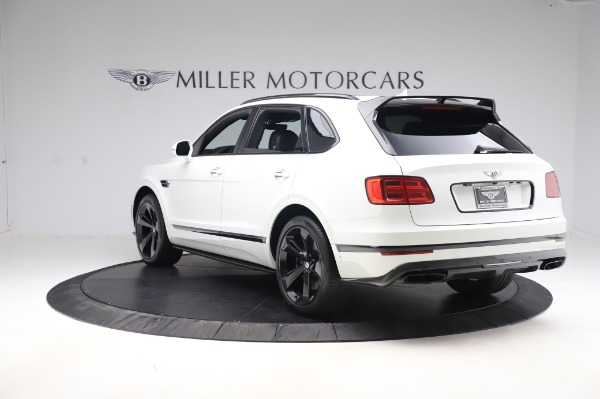 Used 2018 Bentley Bentayga Black Edition for sale Sold at Alfa Romeo of Westport in Westport CT 06880 5