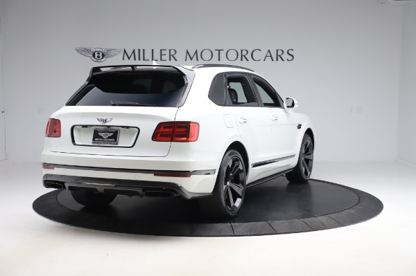 Used 2018 Bentley Bentayga Black Edition for sale Sold at Alfa Romeo of Westport in Westport CT 06880 7