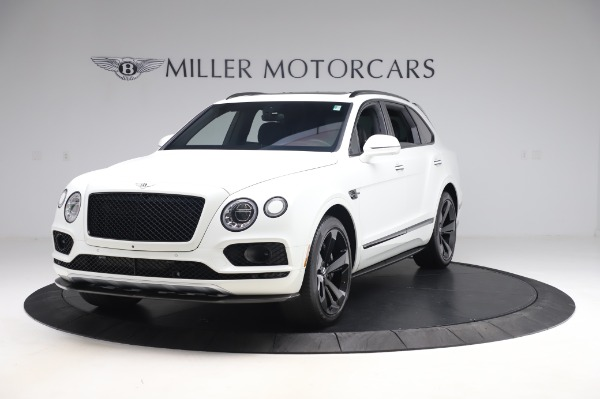 Used 2018 Bentley Bentayga Black Edition for sale Sold at Alfa Romeo of Westport in Westport CT 06880 1
