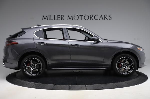 New 2020 Alfa Romeo Stelvio Ti Q4 for sale Sold at Alfa Romeo of Westport in Westport CT 06880 10