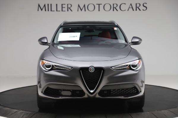 New 2020 Alfa Romeo Stelvio Ti Q4 for sale Sold at Alfa Romeo of Westport in Westport CT 06880 13