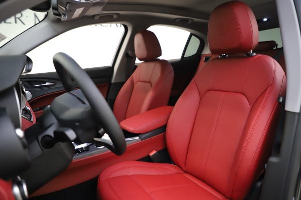 New 2020 Alfa Romeo Stelvio Ti Q4 for sale Sold at Alfa Romeo of Westport in Westport CT 06880 16