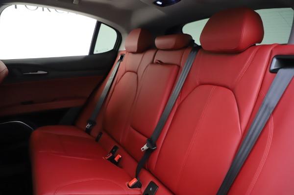 New 2020 Alfa Romeo Stelvio Ti Q4 for sale Sold at Alfa Romeo of Westport in Westport CT 06880 19