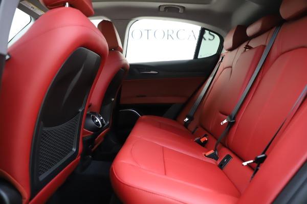 New 2020 Alfa Romeo Stelvio Ti Q4 for sale Sold at Alfa Romeo of Westport in Westport CT 06880 20