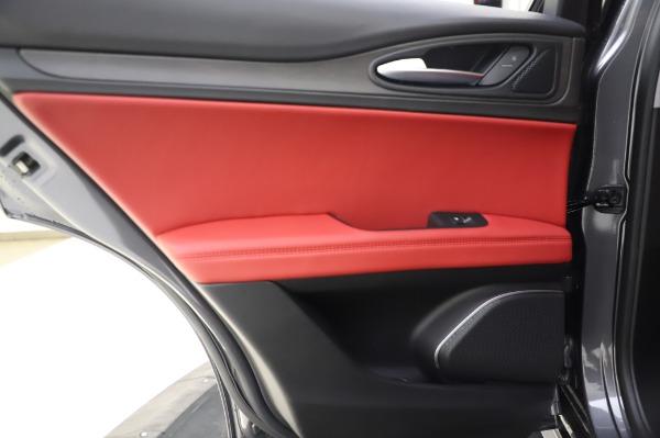 New 2020 Alfa Romeo Stelvio Ti Q4 for sale Sold at Alfa Romeo of Westport in Westport CT 06880 22