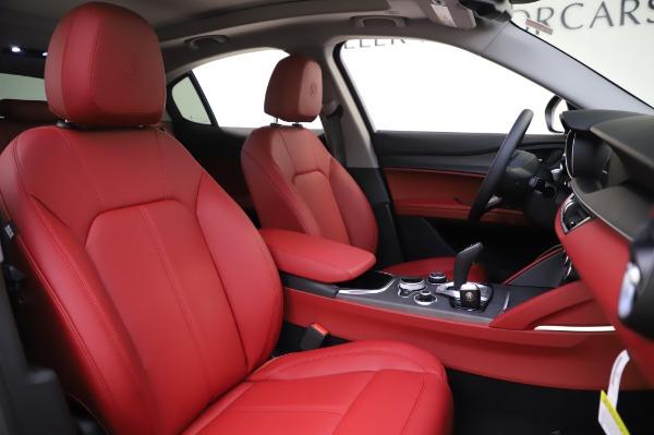 New 2020 Alfa Romeo Stelvio Ti Q4 for sale Sold at Alfa Romeo of Westport in Westport CT 06880 23
