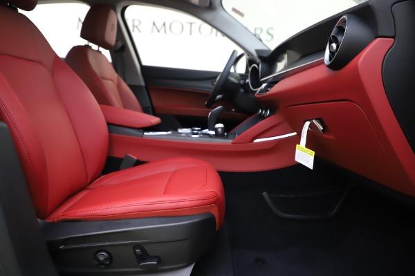 New 2020 Alfa Romeo Stelvio Ti Q4 for sale Sold at Alfa Romeo of Westport in Westport CT 06880 24