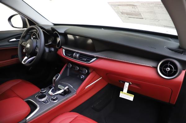 New 2020 Alfa Romeo Stelvio Ti Q4 for sale Sold at Alfa Romeo of Westport in Westport CT 06880 25