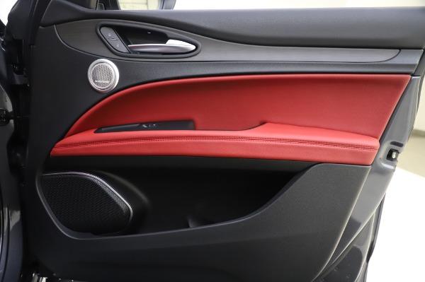 New 2020 Alfa Romeo Stelvio Ti Q4 for sale Sold at Alfa Romeo of Westport in Westport CT 06880 26