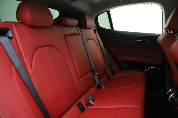 New 2020 Alfa Romeo Stelvio Ti Q4 for sale Sold at Alfa Romeo of Westport in Westport CT 06880 27