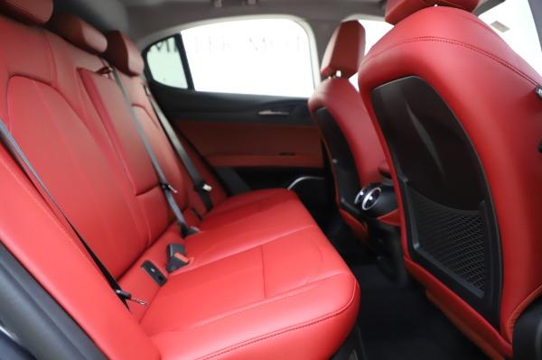 New 2020 Alfa Romeo Stelvio Ti Q4 for sale Sold at Alfa Romeo of Westport in Westport CT 06880 28