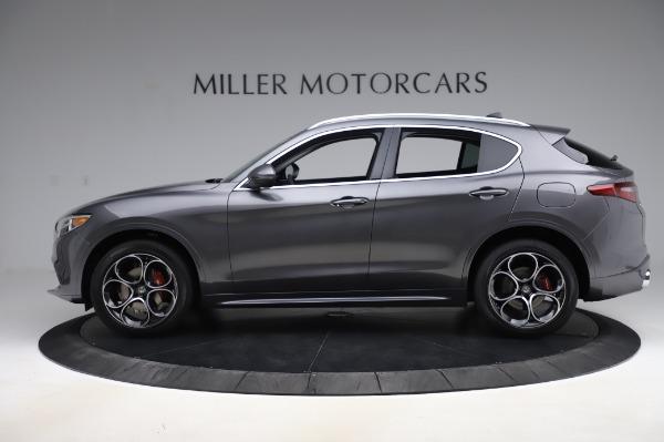 New 2020 Alfa Romeo Stelvio Ti Q4 for sale Sold at Alfa Romeo of Westport in Westport CT 06880 4