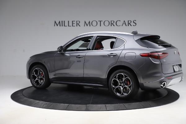 New 2020 Alfa Romeo Stelvio Ti Q4 for sale Sold at Alfa Romeo of Westport in Westport CT 06880 5