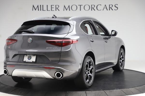 New 2020 Alfa Romeo Stelvio Ti Q4 for sale Sold at Alfa Romeo of Westport in Westport CT 06880 8
