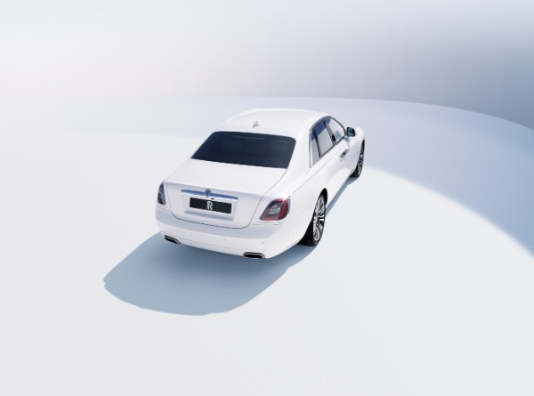 New 2021 Rolls-Royce Ghost for sale Call for price at Alfa Romeo of Westport in Westport CT 06880 4