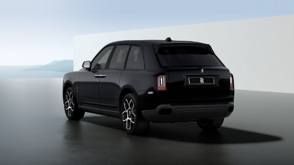 New 2021 Rolls-Royce Cullinan Black Badge for sale $439,700 at Alfa Romeo of Westport in Westport CT 06880 4