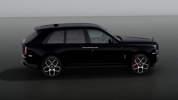 New 2021 Rolls-Royce Cullinan Black Badge for sale $439,700 at Alfa Romeo of Westport in Westport CT 06880 5