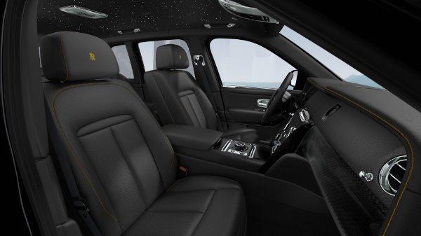New 2021 Rolls-Royce Cullinan Black Badge for sale $439,700 at Alfa Romeo of Westport in Westport CT 06880 7