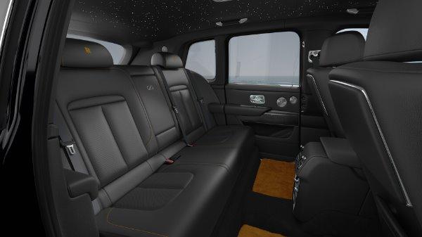 New 2021 Rolls-Royce Cullinan Black Badge for sale $439,700 at Alfa Romeo of Westport in Westport CT 06880 8