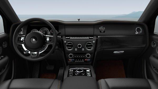 New 2021 Rolls-Royce Cullinan Black Badge for sale $439,700 at Alfa Romeo of Westport in Westport CT 06880 9