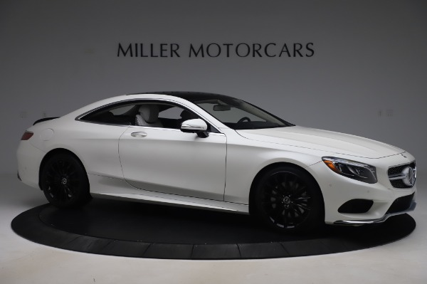 Used 2015 Mercedes-Benz S-Class S 550 4MATIC for sale Sold at Alfa Romeo of Westport in Westport CT 06880 10