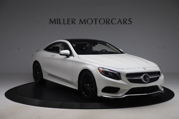 Used 2015 Mercedes-Benz S-Class S 550 4MATIC for sale Sold at Alfa Romeo of Westport in Westport CT 06880 11