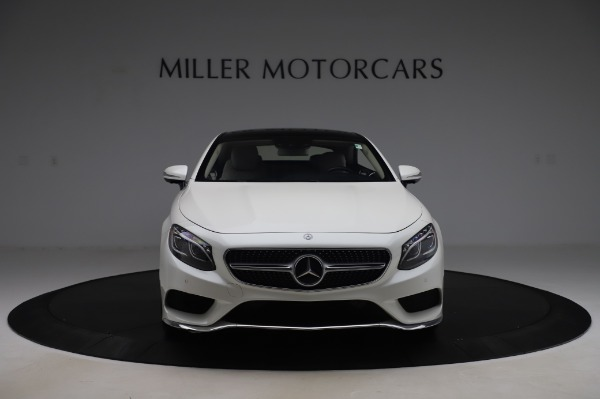 Used 2015 Mercedes-Benz S-Class S 550 4MATIC for sale Sold at Alfa Romeo of Westport in Westport CT 06880 12