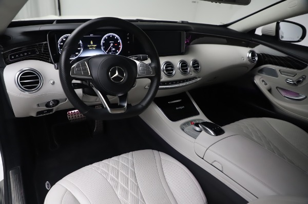 Used 2015 Mercedes-Benz S-Class S 550 4MATIC for sale Sold at Alfa Romeo of Westport in Westport CT 06880 13