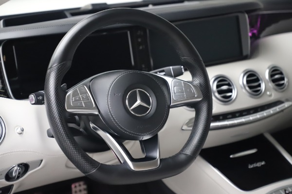 Used 2015 Mercedes-Benz S-Class S 550 4MATIC for sale Sold at Alfa Romeo of Westport in Westport CT 06880 18