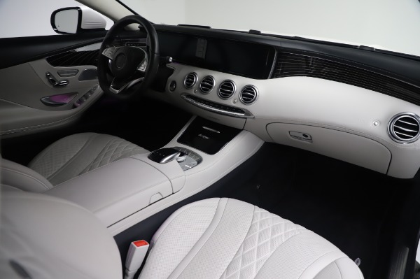Used 2015 Mercedes-Benz S-Class S 550 4MATIC for sale Sold at Alfa Romeo of Westport in Westport CT 06880 19