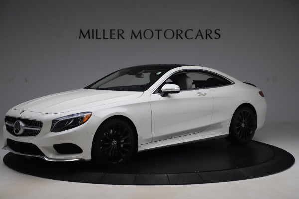 Used 2015 Mercedes-Benz S-Class S 550 4MATIC for sale Sold at Alfa Romeo of Westport in Westport CT 06880 2