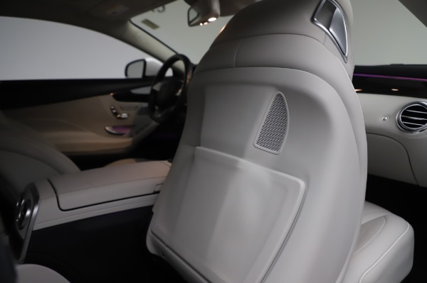 Used 2015 Mercedes-Benz S-Class S 550 4MATIC for sale Sold at Alfa Romeo of Westport in Westport CT 06880 20