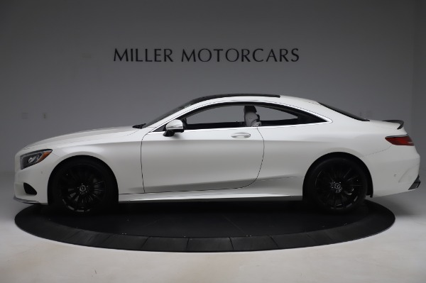 Used 2015 Mercedes-Benz S-Class S 550 4MATIC for sale Sold at Alfa Romeo of Westport in Westport CT 06880 3