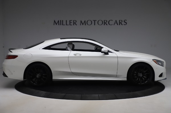 Used 2015 Mercedes-Benz S-Class S 550 4MATIC for sale Sold at Alfa Romeo of Westport in Westport CT 06880 9