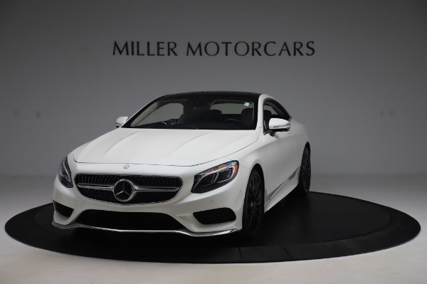 Used 2015 Mercedes-Benz S-Class S 550 4MATIC for sale Sold at Alfa Romeo of Westport in Westport CT 06880 1