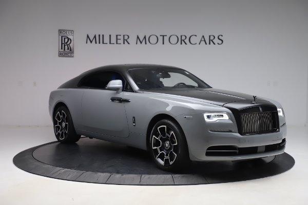 Used 2017 Rolls-Royce Wraith Black Badge for sale $269,900 at Alfa Romeo of Westport in Westport CT 06880 10