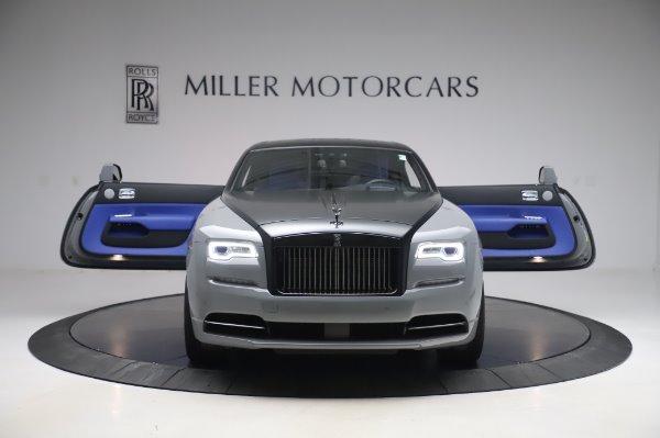 Used 2017 Rolls-Royce Wraith Black Badge for sale $269,900 at Alfa Romeo of Westport in Westport CT 06880 11