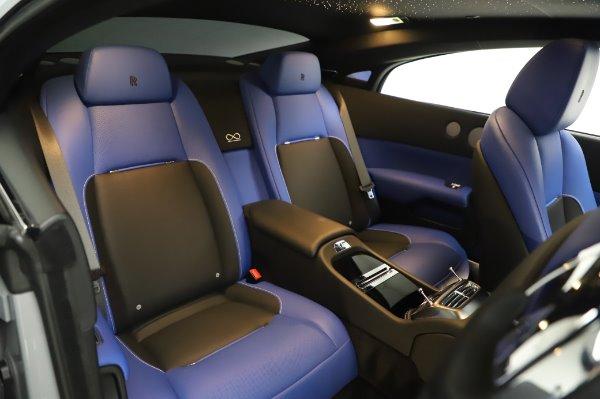 Used 2017 Rolls-Royce Wraith Black Badge for sale $269,900 at Alfa Romeo of Westport in Westport CT 06880 15