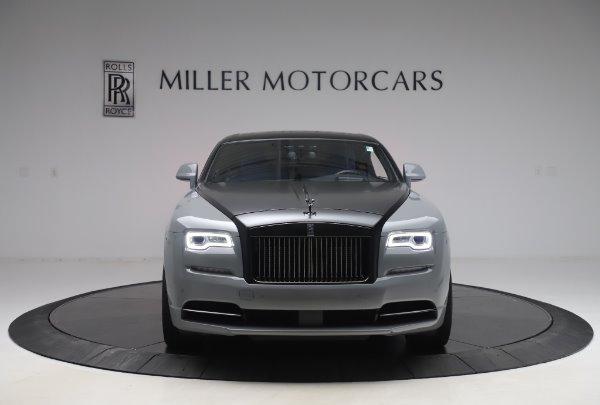 Used 2017 Rolls-Royce Wraith Black Badge for sale $269,900 at Alfa Romeo of Westport in Westport CT 06880 2