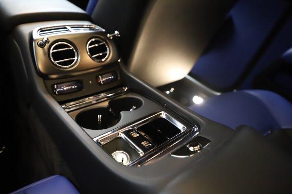Used 2017 Rolls-Royce Wraith Black Badge for sale $269,900 at Alfa Romeo of Westport in Westport CT 06880 26
