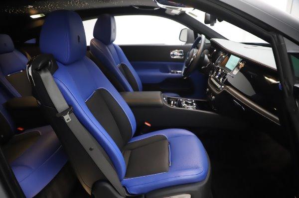 Used 2017 Rolls-Royce Wraith Black Badge for sale $269,900 at Alfa Romeo of Westport in Westport CT 06880 28