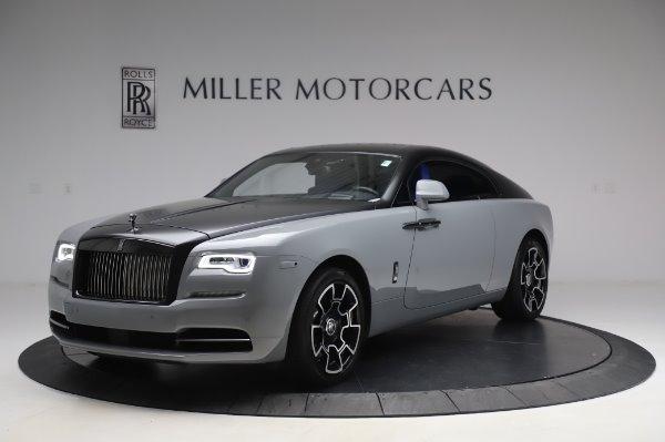 Used 2017 Rolls-Royce Wraith Black Badge for sale $269,900 at Alfa Romeo of Westport in Westport CT 06880 3