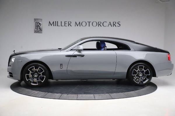 Used 2017 Rolls-Royce Wraith Black Badge for sale $269,900 at Alfa Romeo of Westport in Westport CT 06880 4
