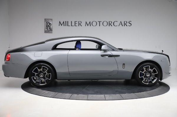 Used 2017 Rolls-Royce Wraith Black Badge for sale $269,900 at Alfa Romeo of Westport in Westport CT 06880 8