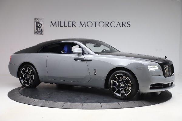 Used 2017 Rolls-Royce Wraith Black Badge for sale $269,900 at Alfa Romeo of Westport in Westport CT 06880 9