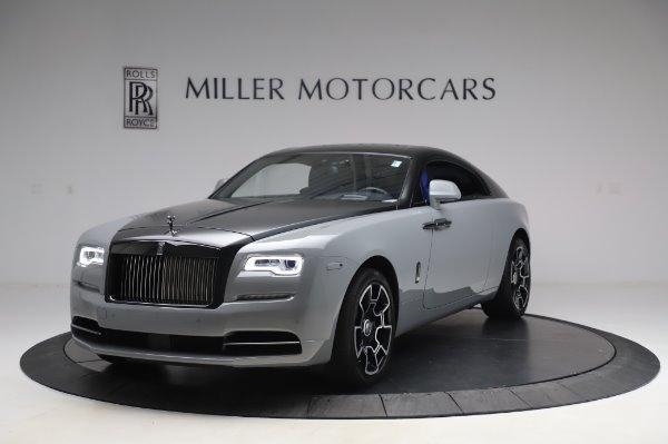 Used 2017 Rolls-Royce Wraith Black Badge for sale $269,900 at Alfa Romeo of Westport in Westport CT 06880 1