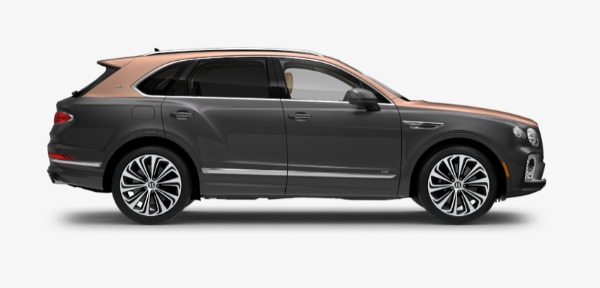 New 2021 Bentley Bentayga V8 First Edition for sale $257,035 at Alfa Romeo of Westport in Westport CT 06880 2