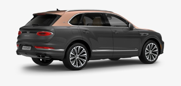 New 2021 Bentley Bentayga V8 First Edition for sale $257,035 at Alfa Romeo of Westport in Westport CT 06880 3