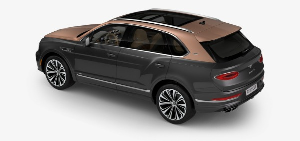 New 2021 Bentley Bentayga V8 First Edition for sale $257,035 at Alfa Romeo of Westport in Westport CT 06880 4